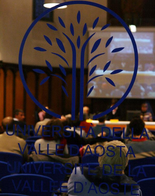 Una conferenza all'UniVdA (foto AM)